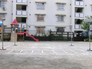 ミニ横断歩道