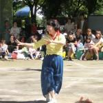 石川聖子理事の華麗なダンス♪