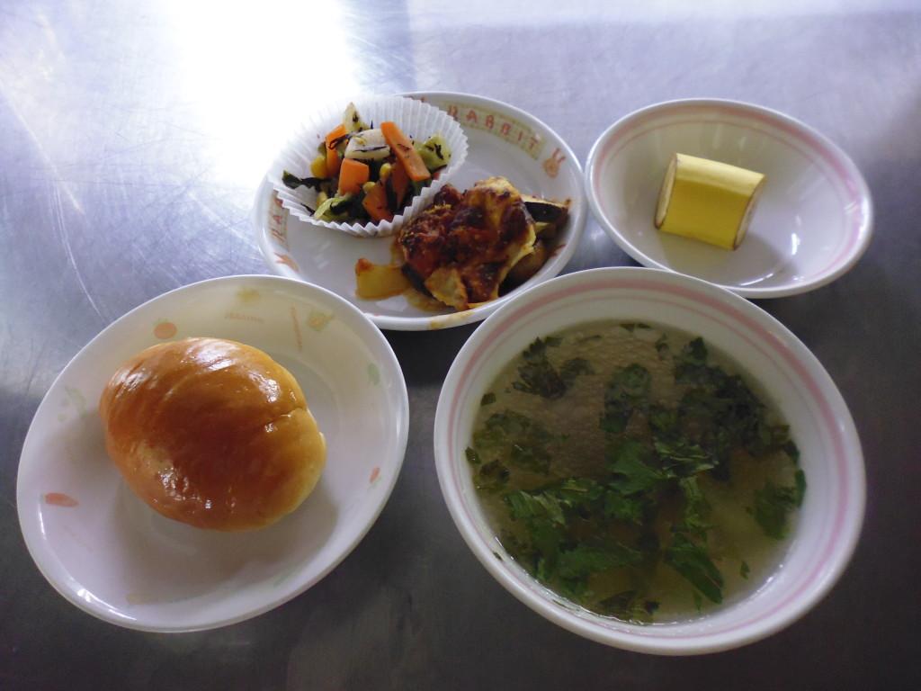 ブルガリア料理 昼食